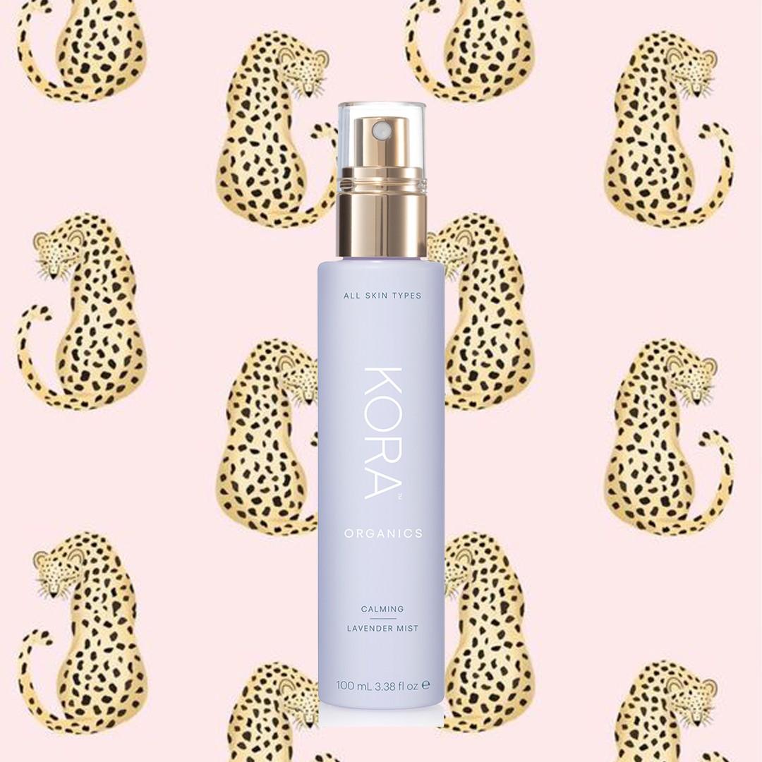 Kora Organics Calming Lavender Mist edit seven beauty products for no stress