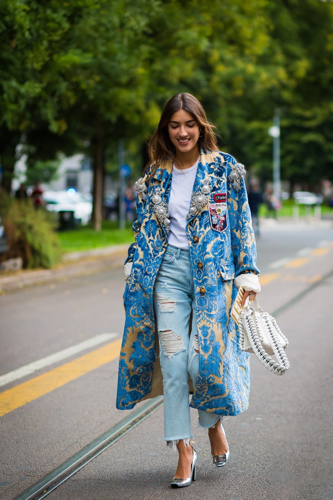 Patricia Manfield edit seven blue coat stylebook