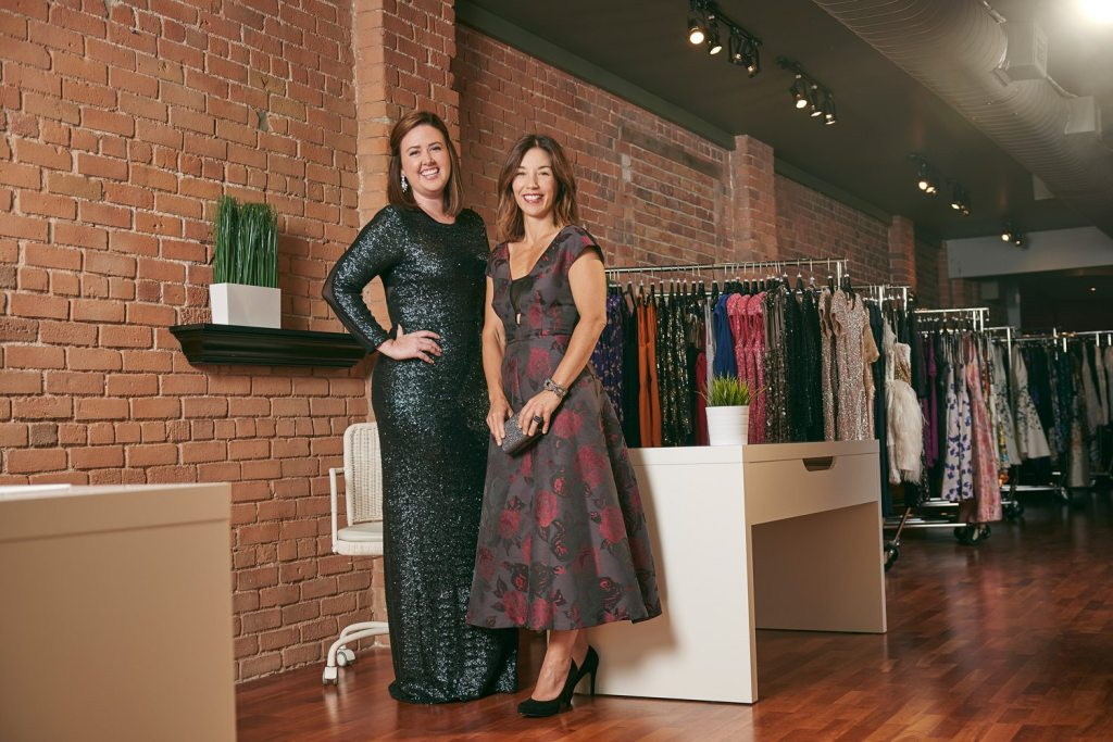 Rent Frock Repeat Toronto dress rental company