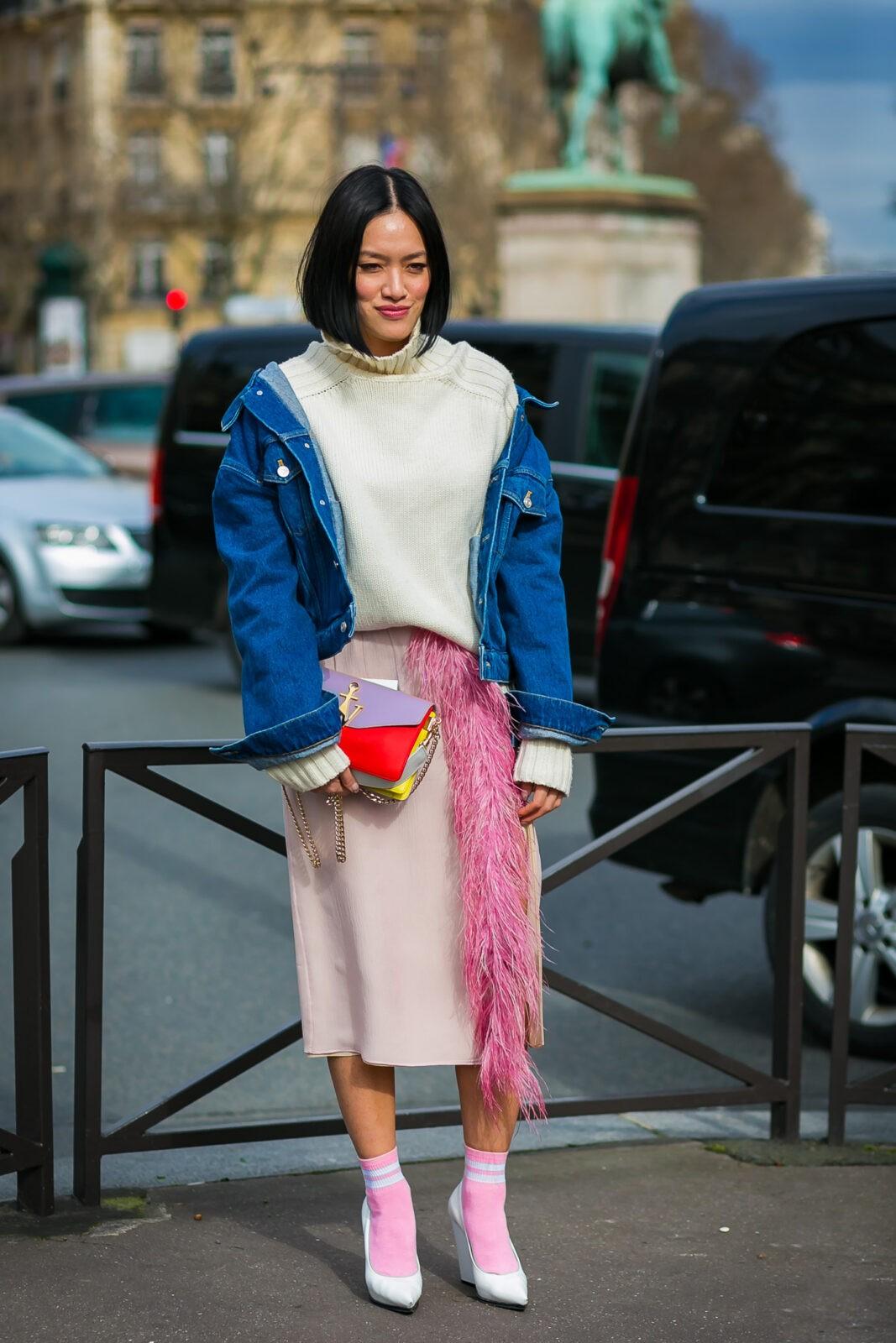 Tiffany Hsu edit seven stylebook cable knit sweaters toronto