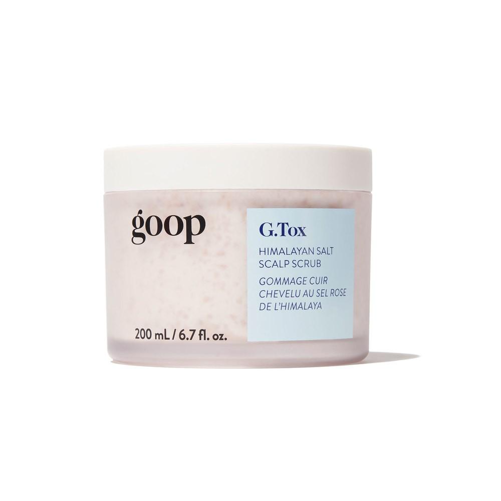 goop g.tox himilayan salt scalp scrub