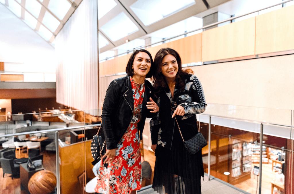 Hilton Toronto - Foodventure - Gracie Carroll + Cory Lee 1