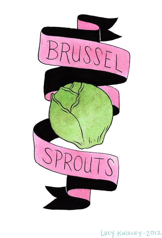 brussel sprouts illustration edit seven