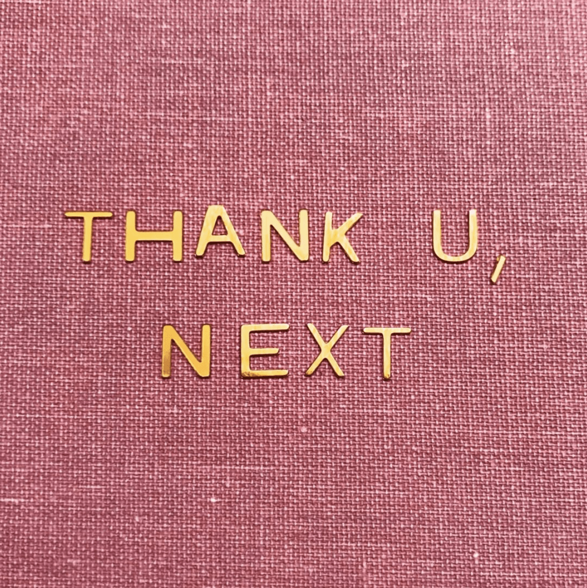 edit seven 2019 new years intentions thank you next
