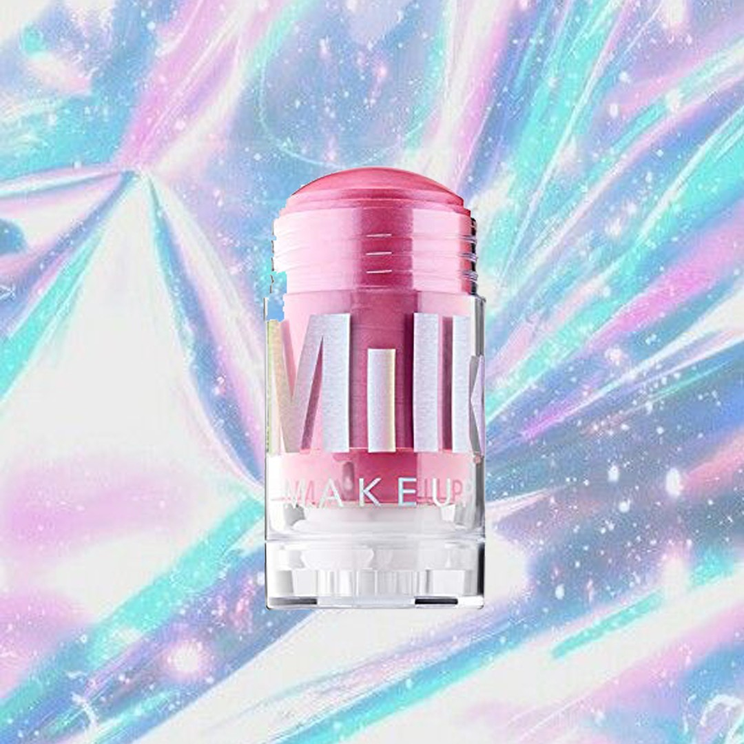MILK Makeup Holographic Stick in Stardust edit seven moon beauty