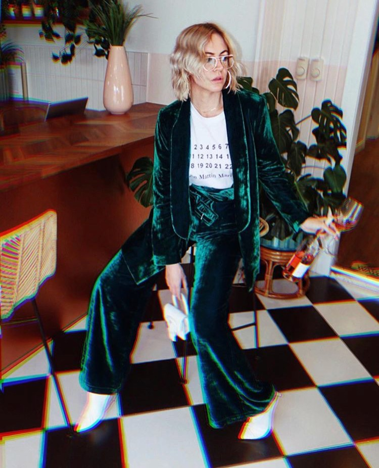 elise purdon edit seven glam 70s new year outfits stylebook