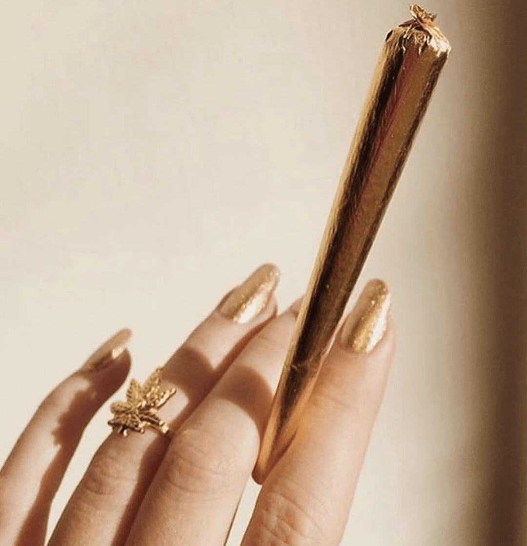 shine gold papers cannabis gift guide edit seven