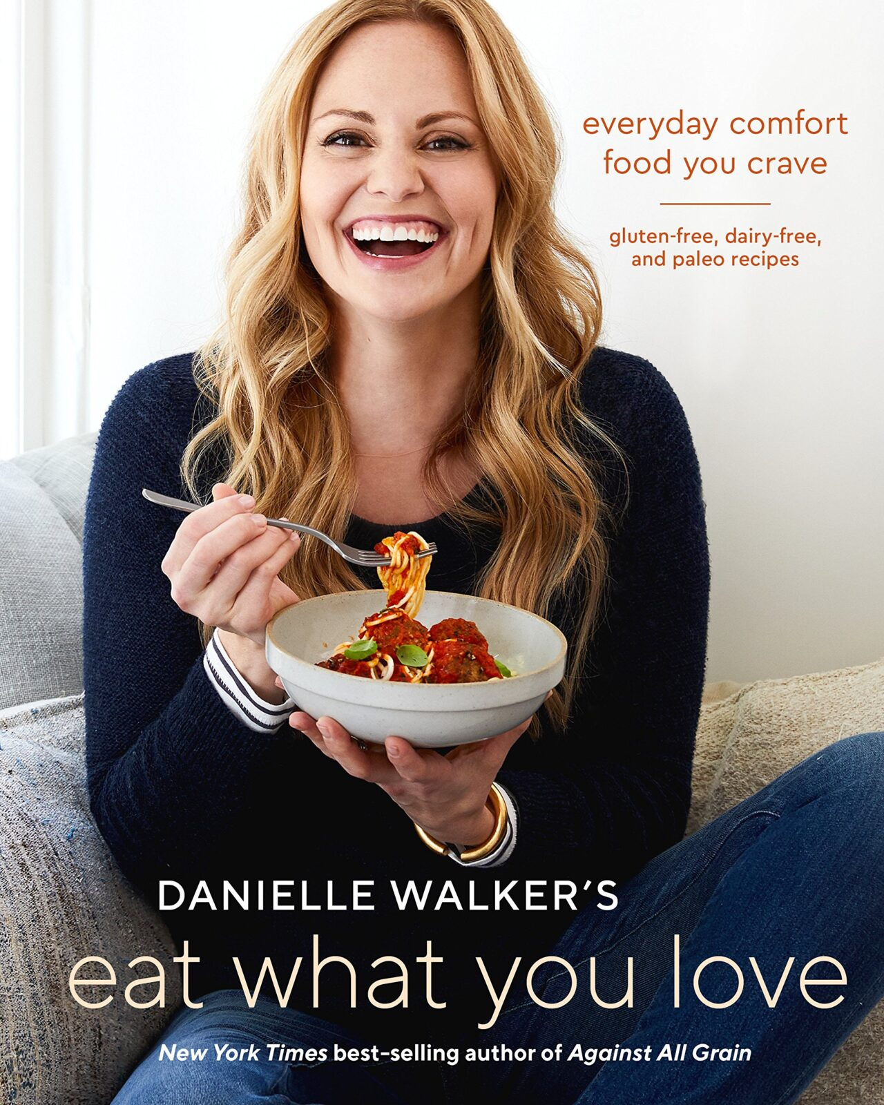 Eat What You Love Danielle Walker edit seven healthy cookbooks 2019 january