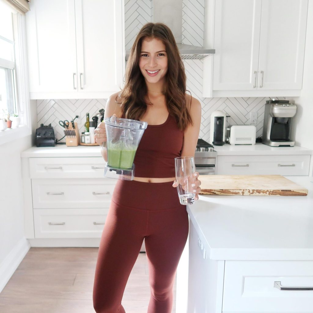Marlie Cohen Green Smoothie low