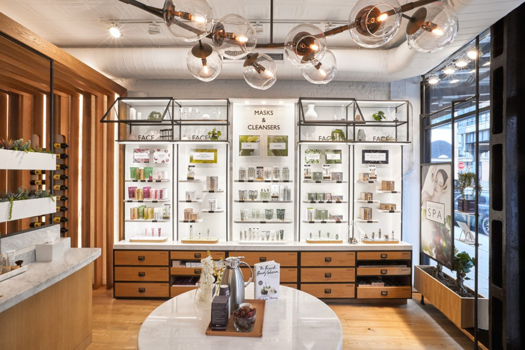 caudalie meatpacking district nyc
