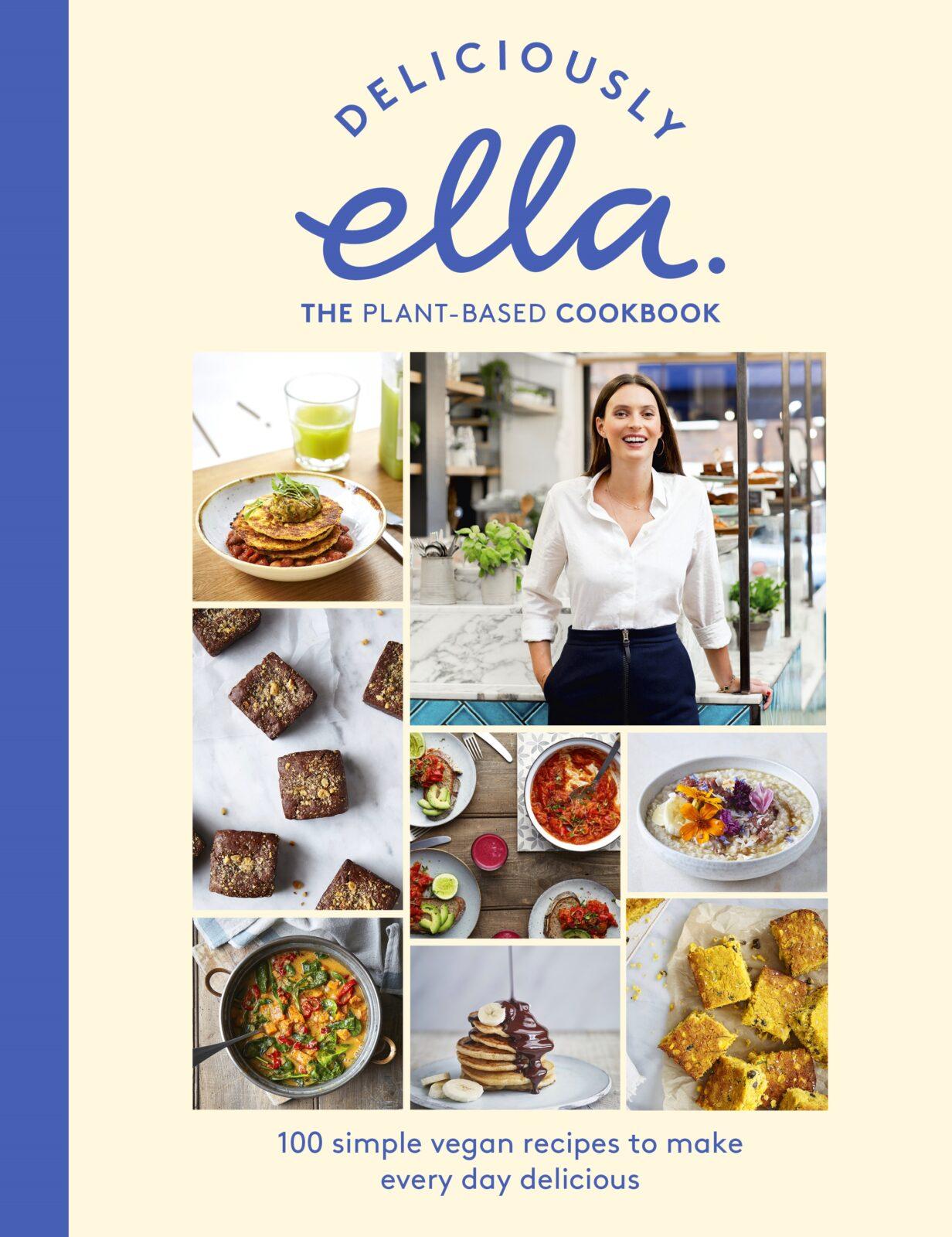 deliciously ella plant based cookbook ella mills edit seven cookbooks january 2019