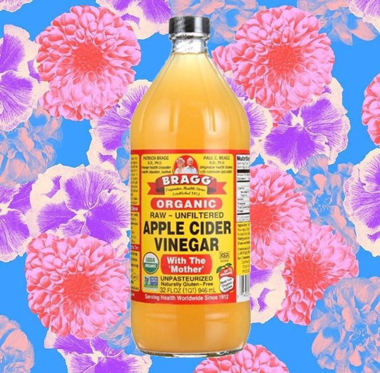 edit seven apple cider vinegar grocery store beauty january