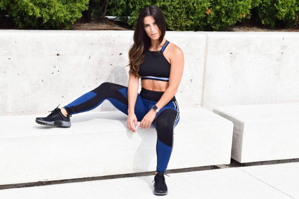 karen michelle fitness
