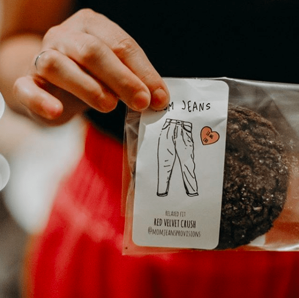 mom jeans cannabis cookies toronto