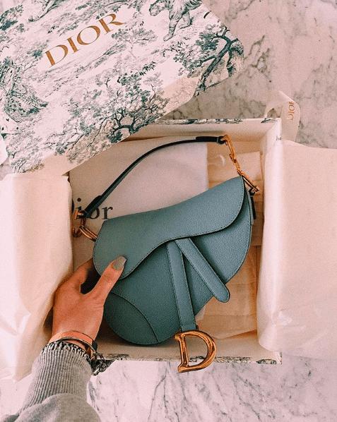 it bags spring 2019 - Dior Saddle Bag - Edit Seven