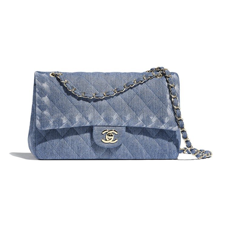 Spring 2019 It Bags - Chanel Denim