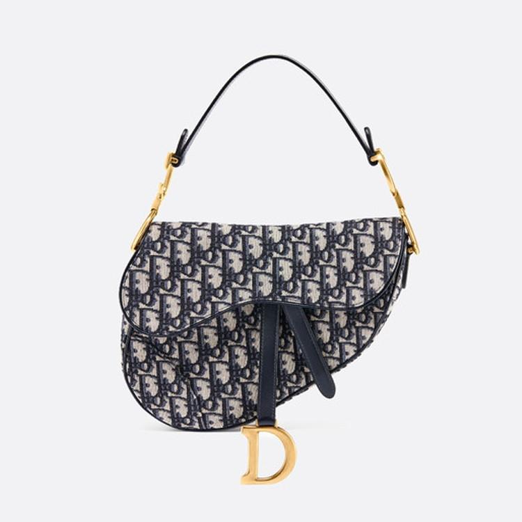 Spring 2019 It Bags - Dior Saddle Bag