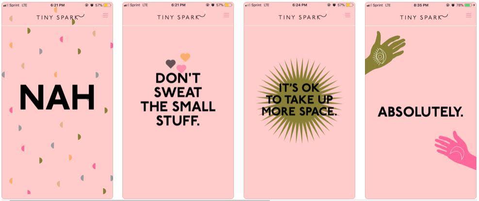 Tiny Spark by Jessica Lanyadoo editors picks editseven