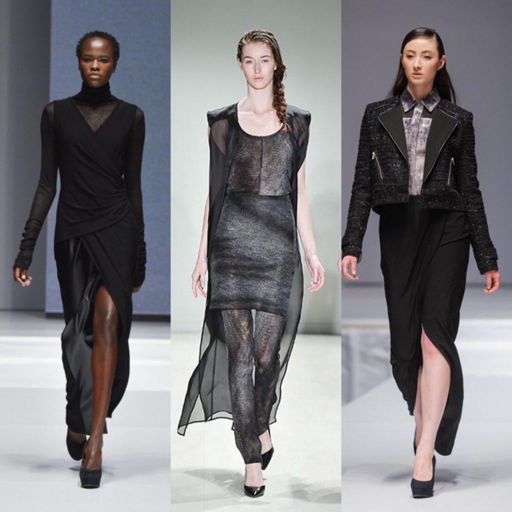 paria shirvani - canadian fashion designers
