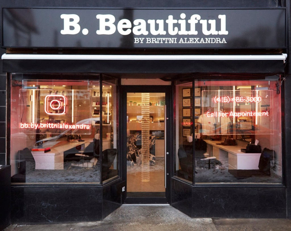 B. Beautiful brows toronto