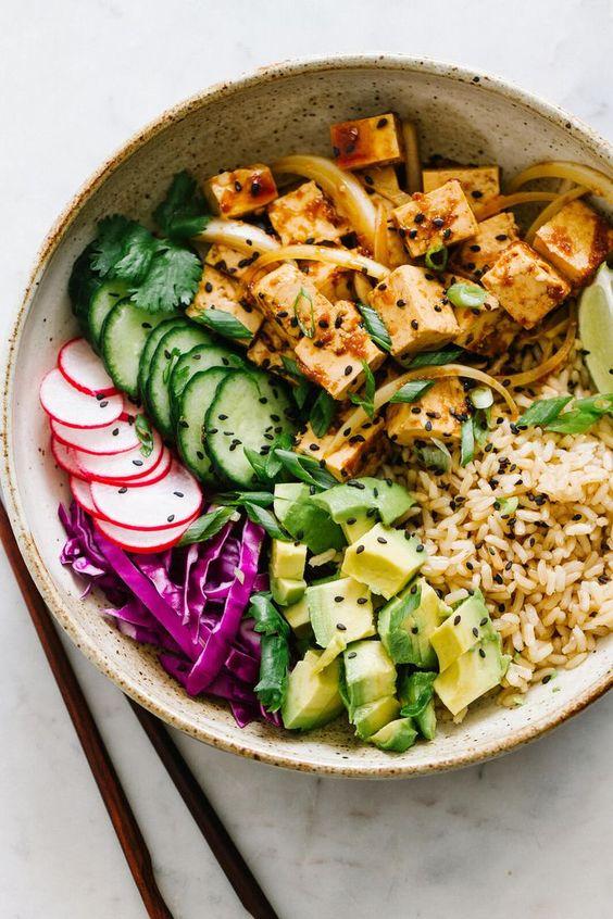 plant based diet meals