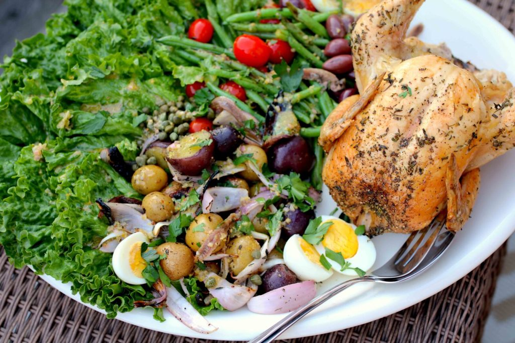 Mary Berg Nicoise Chicken Recipe low