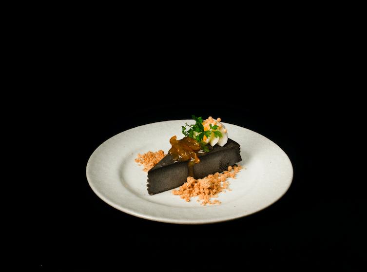 national cheesecake day - black sesame cheesecake recipe - tora toronto