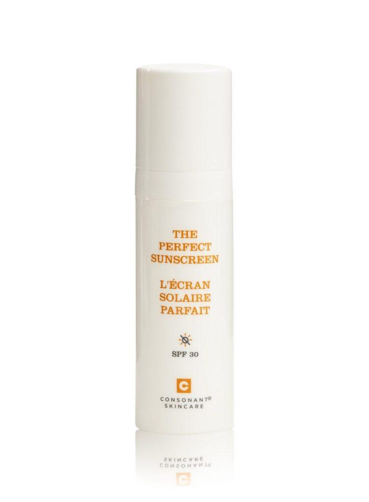 consonant skincare sunscreen