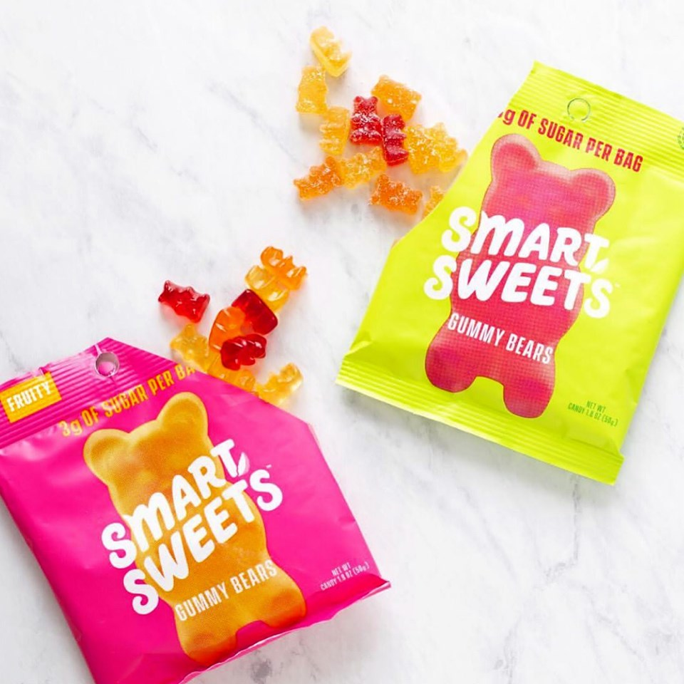 Smart Sweets (fit.food.finds)