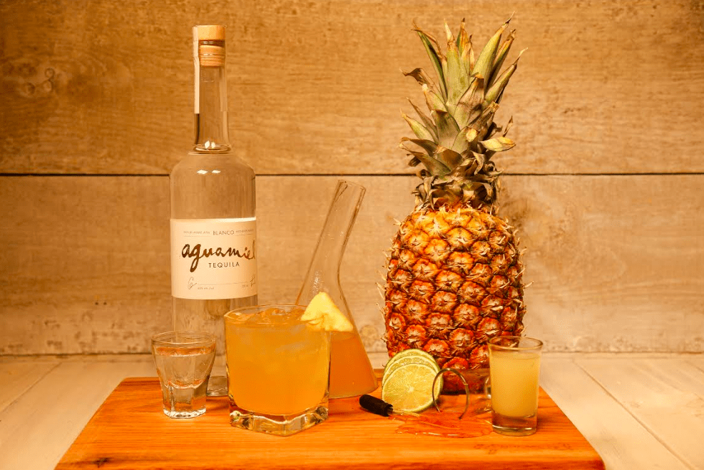 Aguamiel Tequila - Day of The Dead cocktail recipes