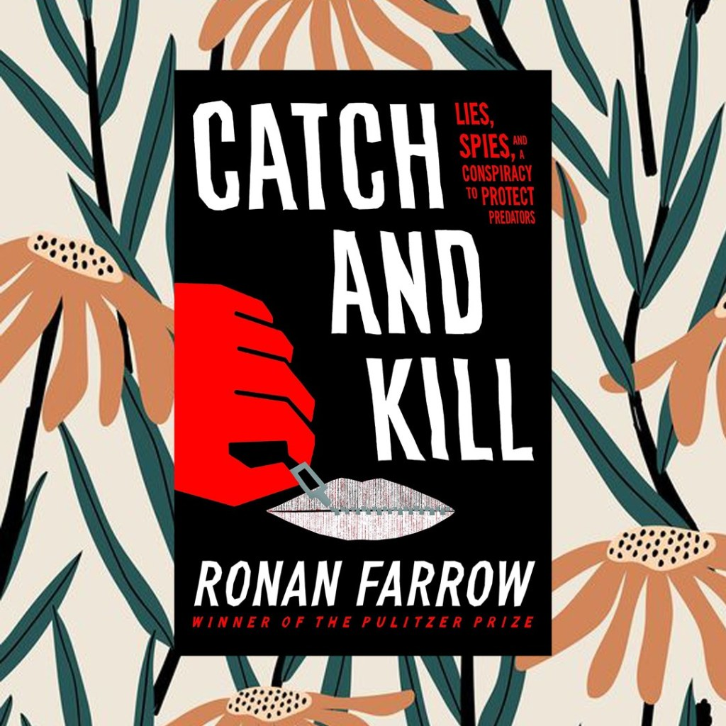 Catch and Kill - best fiction books 2020
