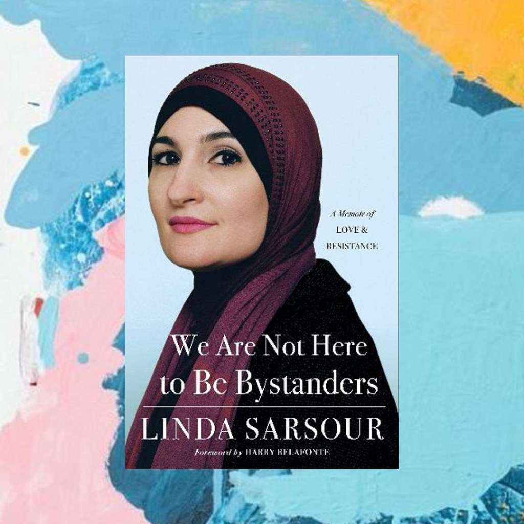 We are not here to be bystanders - best fiction books 2020