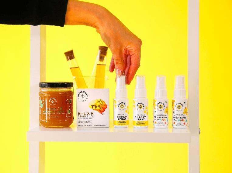 Carly Stein - Beekeeper's Naturals