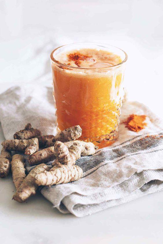 Anti-inflammatory Turmeric Tonic recipe