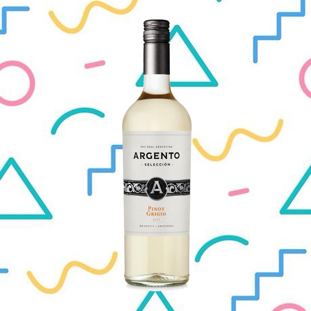 Argentina Wines - Argento Pinto Grigio