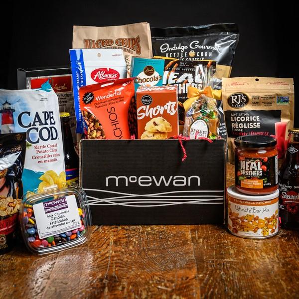 McEwan Foods Netflix Basket