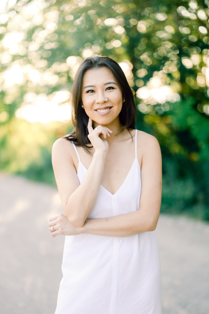 Threads tights founder Xenia Chen