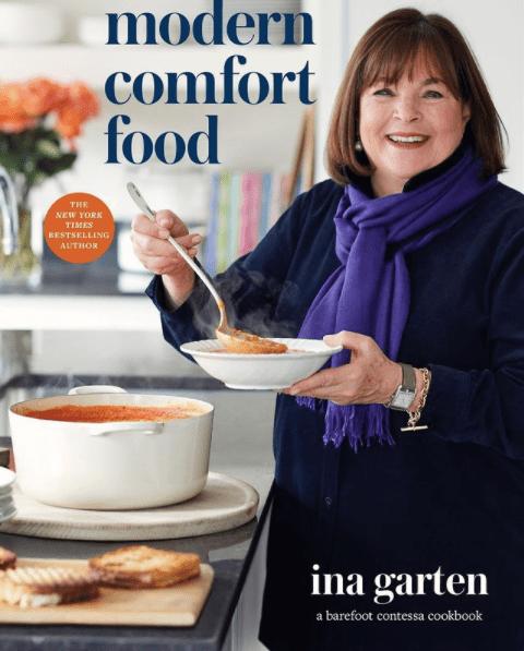 cover of Modern Comfort Food cookbook