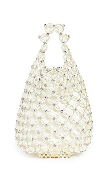 beaded bag from Simone Rocha