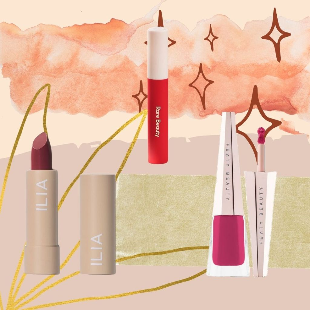 featured image for spring lipstick colors