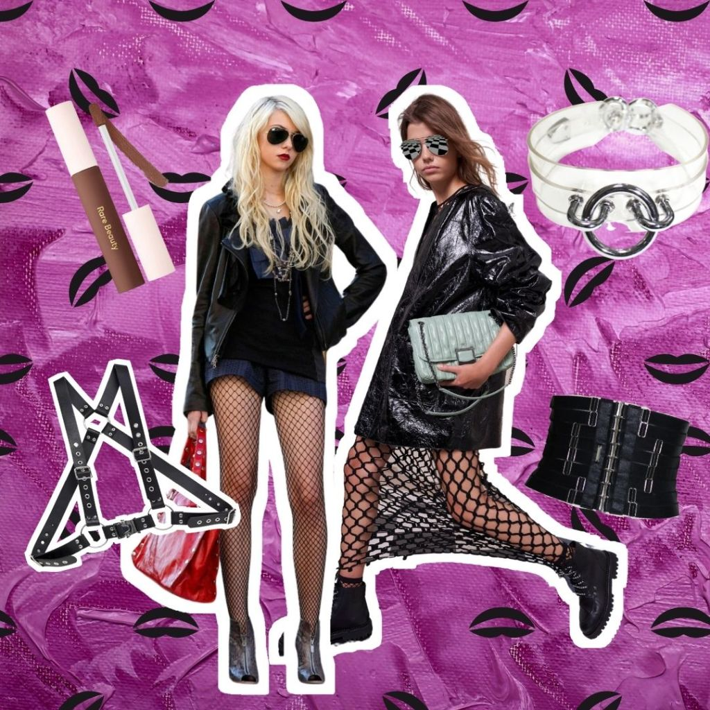 How to Bring Goth to Your Everyday Wardrobe