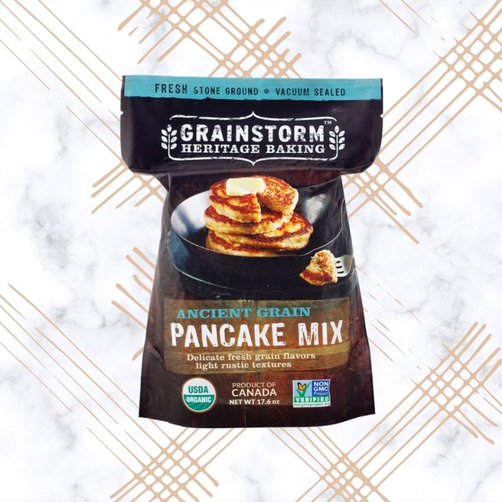 pancake mix from Grainstorm