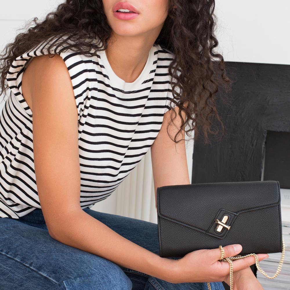 clutch bag from Ela handbags