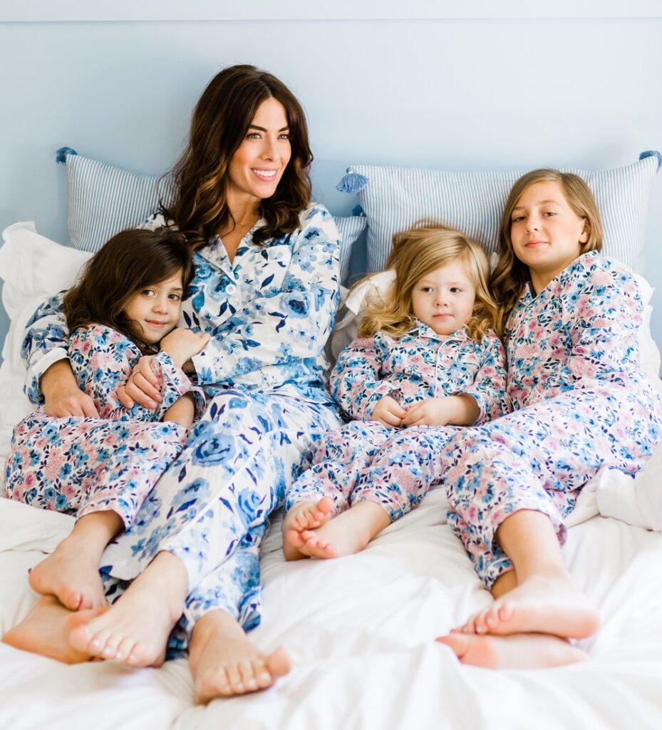 Caitlin Wilson x KIP. Sleepwear
