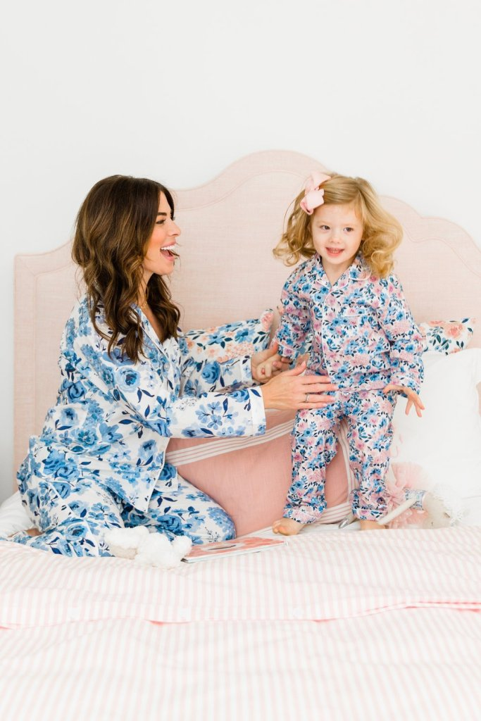 Caitlin Wilson x KIP Sleepwear pajama set