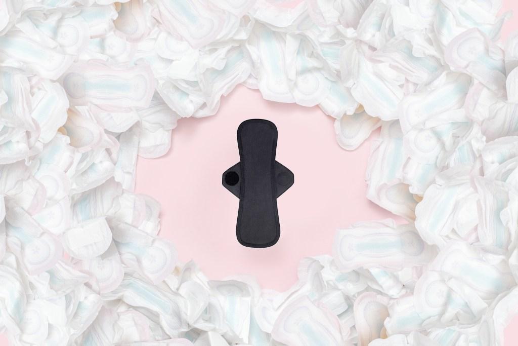 lastpad around single-use sanitary pads