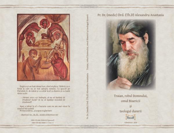Descarcă Coperta cărții Traian, robul Domnului