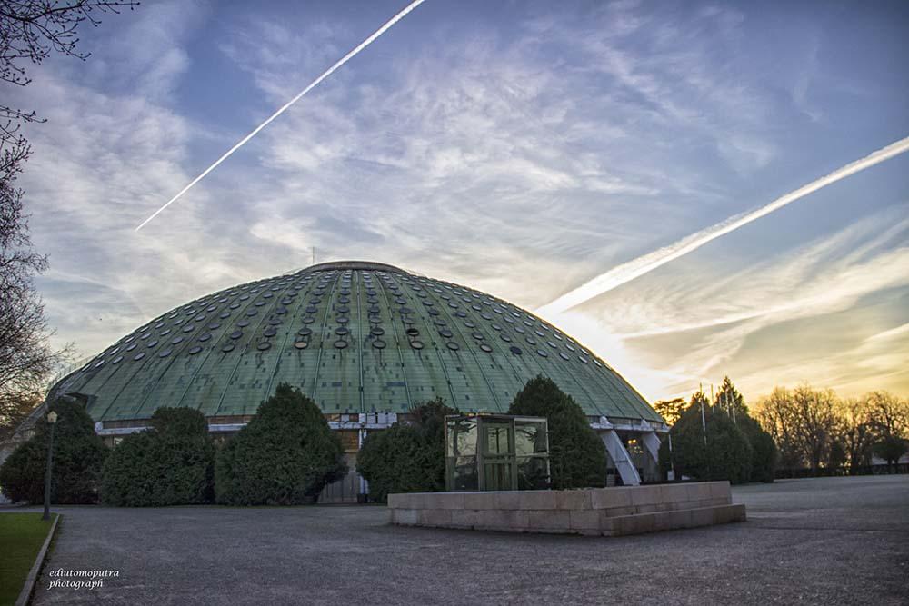 Palacio De Cristal : Tempat Nongkrong Paling Romantis Di Porto