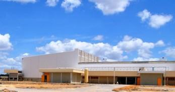 Fábrica da Bauducco, em Rio Largo, em foto de fevereiro deste ano, da Ascom Algás