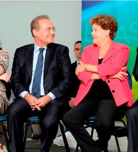 Presidente Dilma conversa com Renan e atende reivindicações de encontro de Paripueira